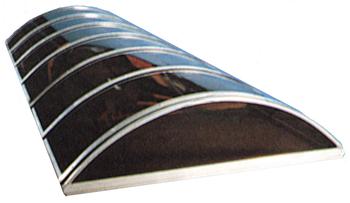 barrel vault skylights
