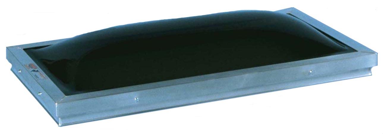 thermal break curb mount skylight